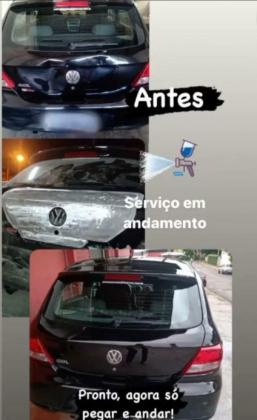 Funilaria em Rio Preto | Parachoques Fernandes