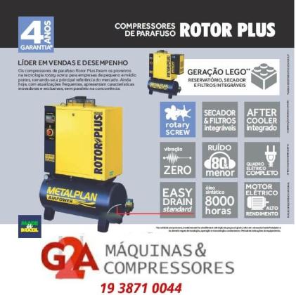 G2A Máquinas e Compressores